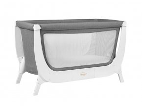 Front Side View Cot 2 Dove Grey Low Res