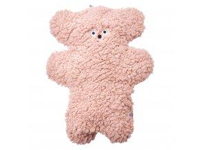 LODGER Fuzzy Sherpa Scandinavian Nude