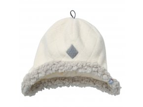 LODGER čepice Hatter Fleece Scandinavian Off-White