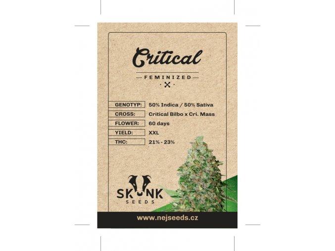 skunk seeds critical