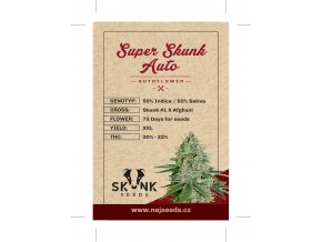 skunk seeds super skunk auto
