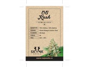 skunk seeds og kush