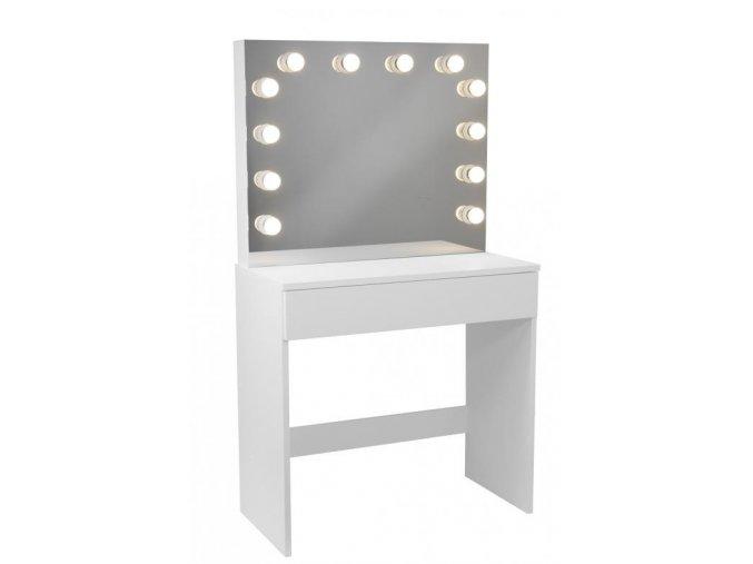 Toaletní stolek HOLLYWOOD LIGHT