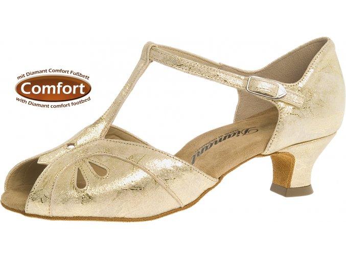 damske tanecni boty Diamant 019 011 017