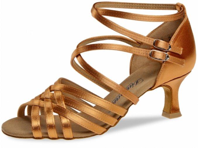 Taneční boty Diamant 108 tělová - 5 cm Flare
