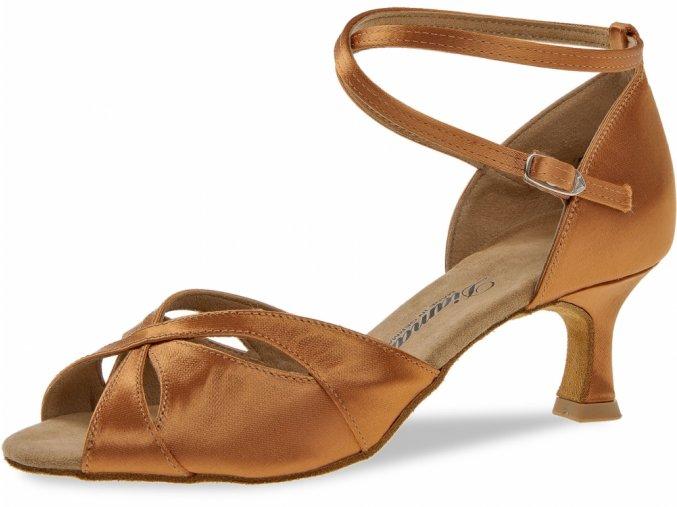 Taneční boty Diamant 141 tělová - 5 cm Flare