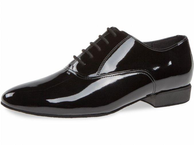 Pánské taneční boty Diamant 180 - 075 lesk