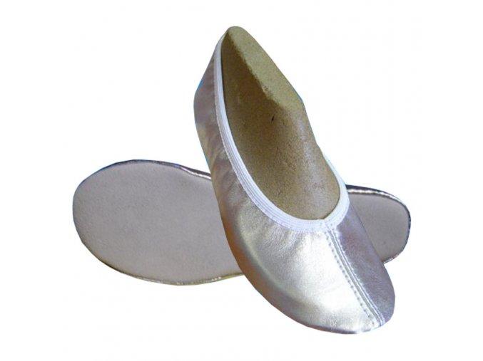 stříbrná K