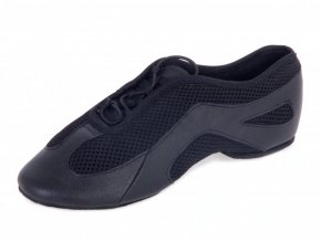 Dětská jazzová obuv Botan BJ-1D černá