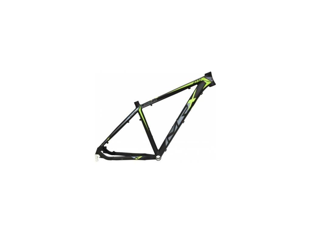 "rám MTB MRX Elite X7 27,5"" černo-zelený"