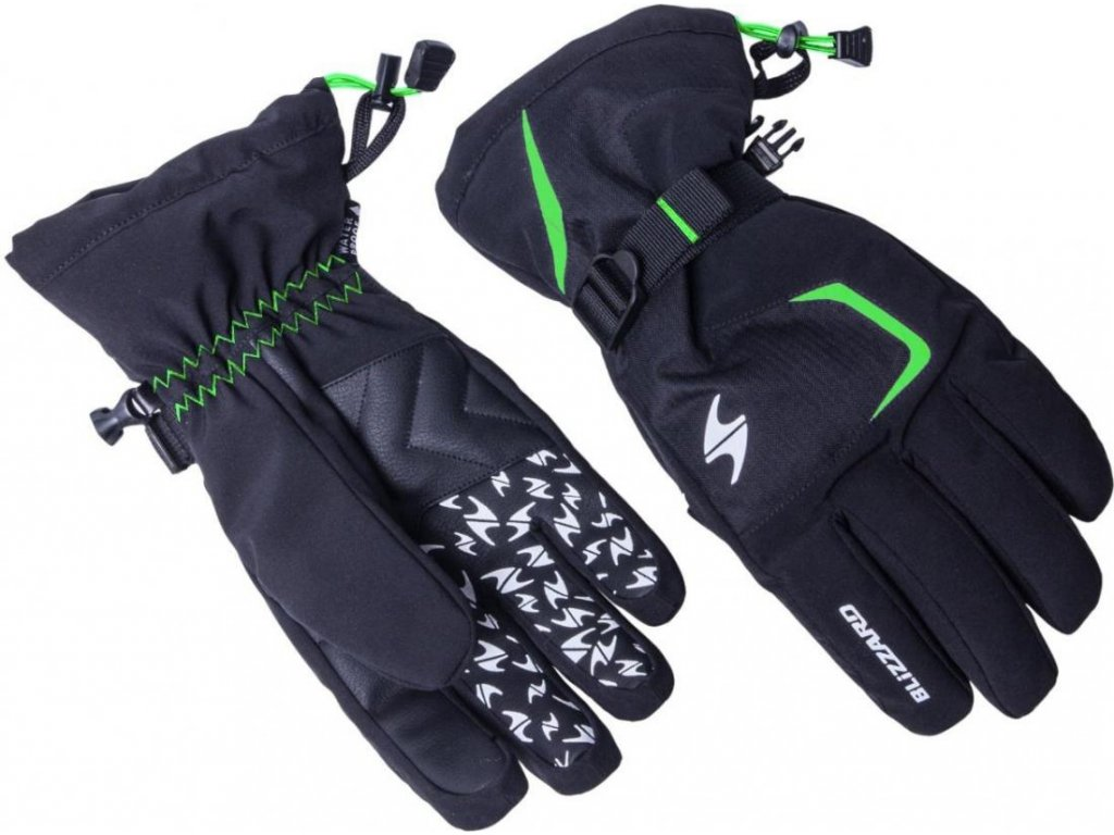 BLIZZARD Reflex, black/green