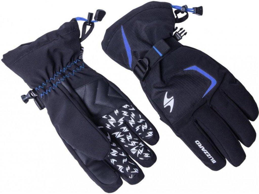 BLIZZARD Reflex, black/blue