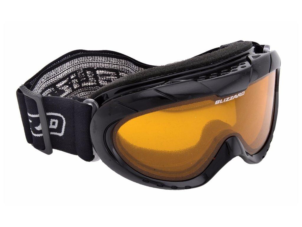 BLIZZARD Ski Gog. 902 DAO, black, amber1