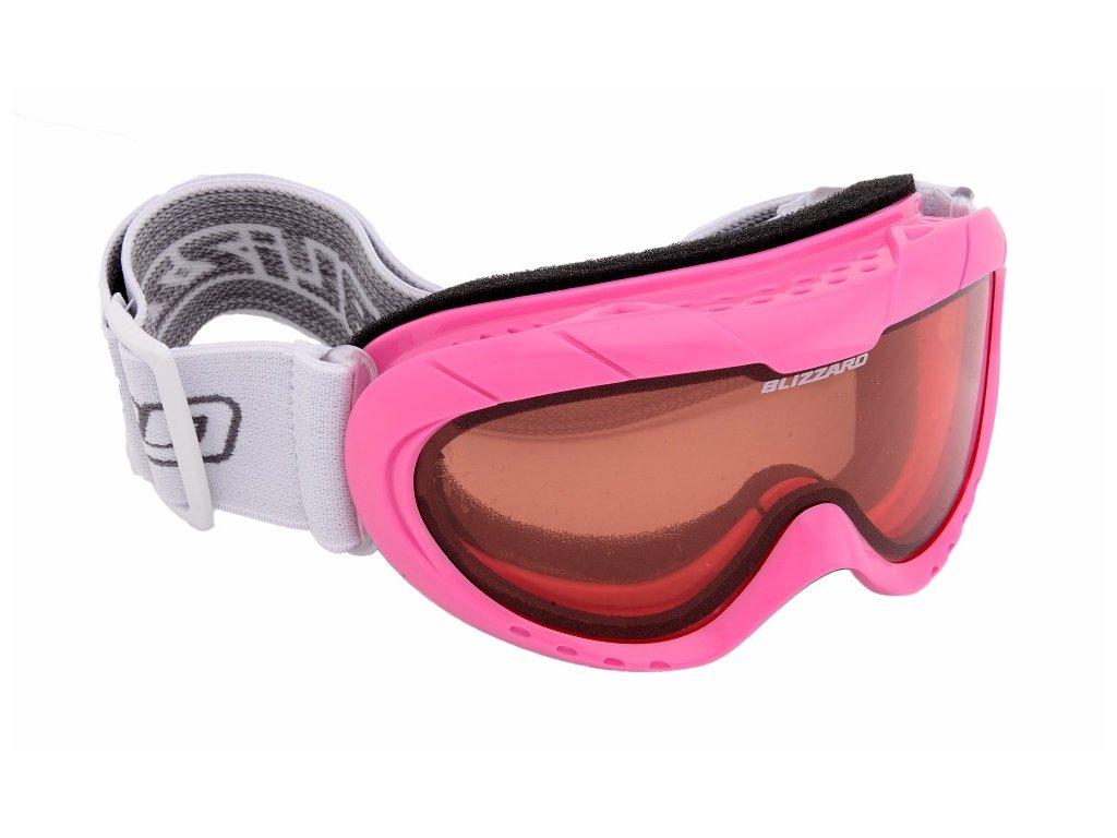 BLIZZARD Ski Gog. 902 DAO, rosa shiny, rosa1