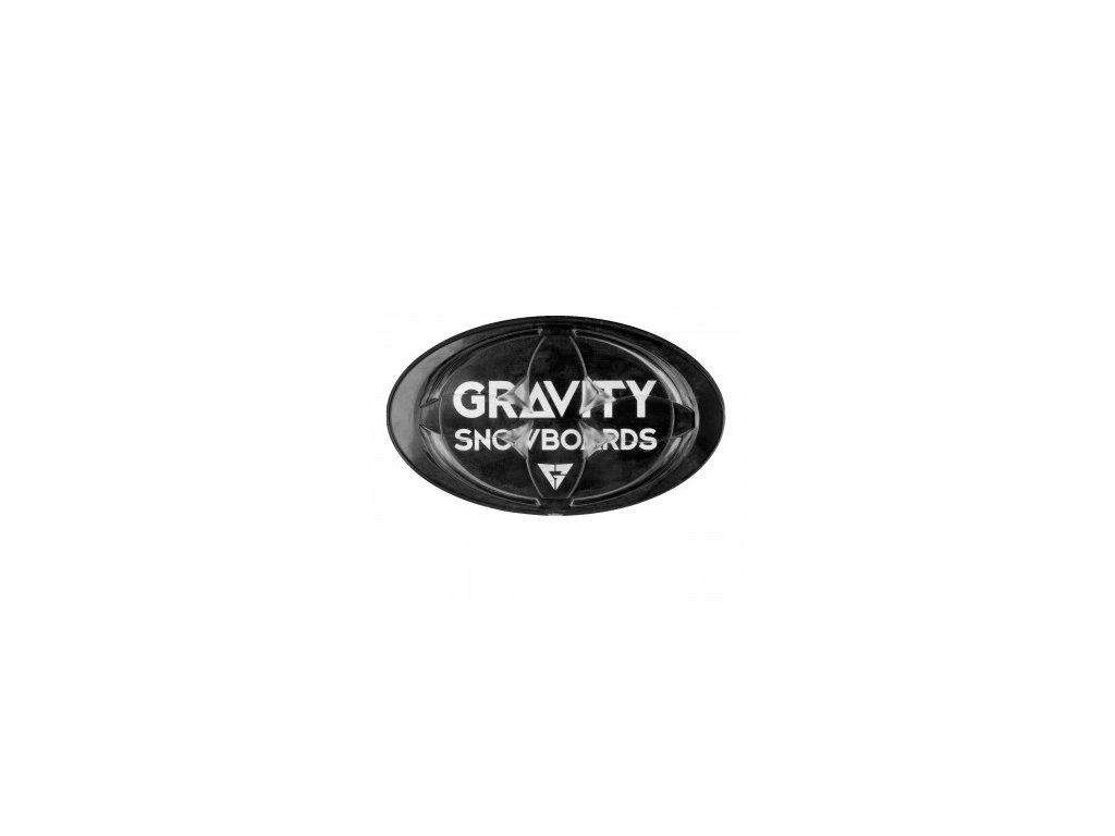 grip gravity logo mat black 2