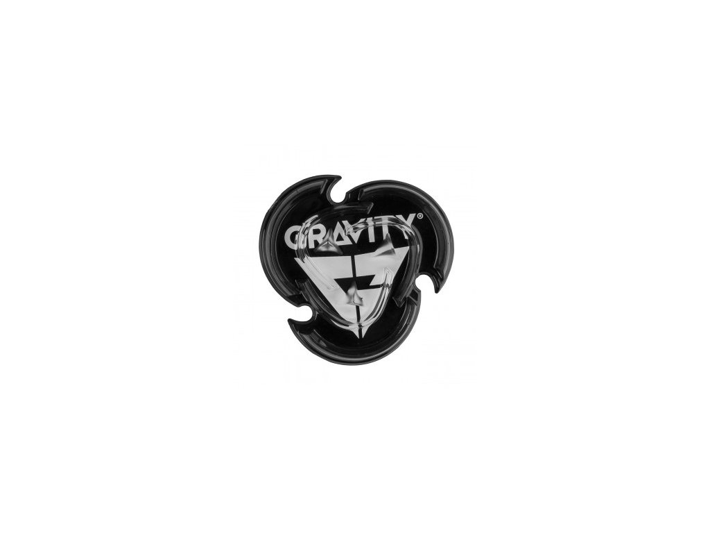 grip gravity icon mat black 8
