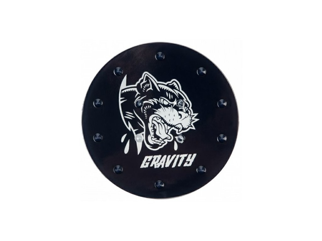 gravity empaltic mat black