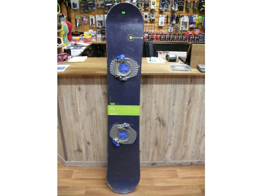 Snowboard Salomon 155