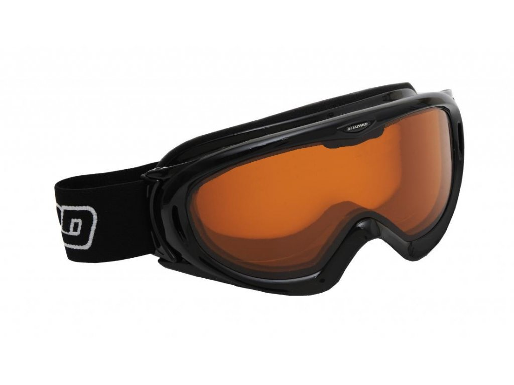 BLIZZARD Ski Gog. 905 DAOX, black, amber1