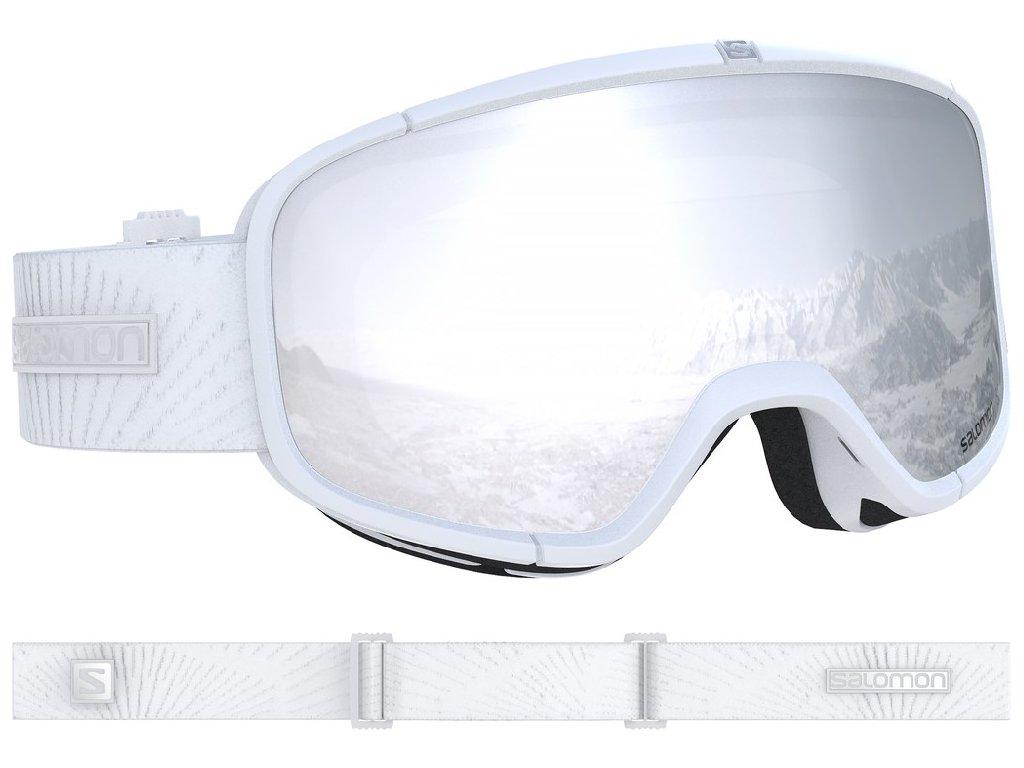 lyž.brýle SAL.Four Seven white/UNI s.white 18/19