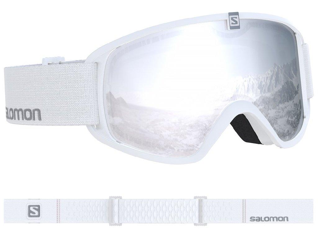 lyž.brýle SAL.Trigger white/UNI s.white 18/19