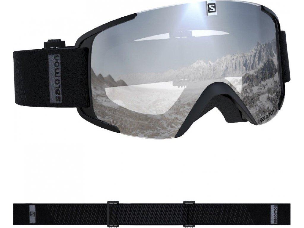 lyž.brýle SAL.XVIEW black/UNI super white 19/20