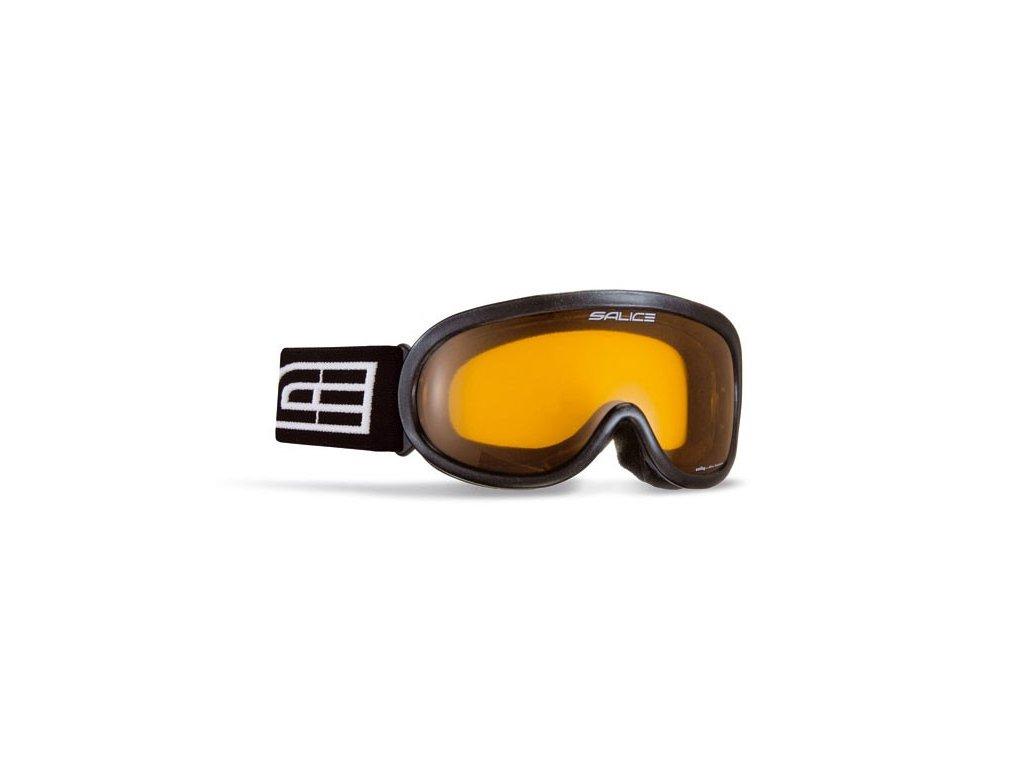 lyž.brýle SALICE 990DA onyx/amber
