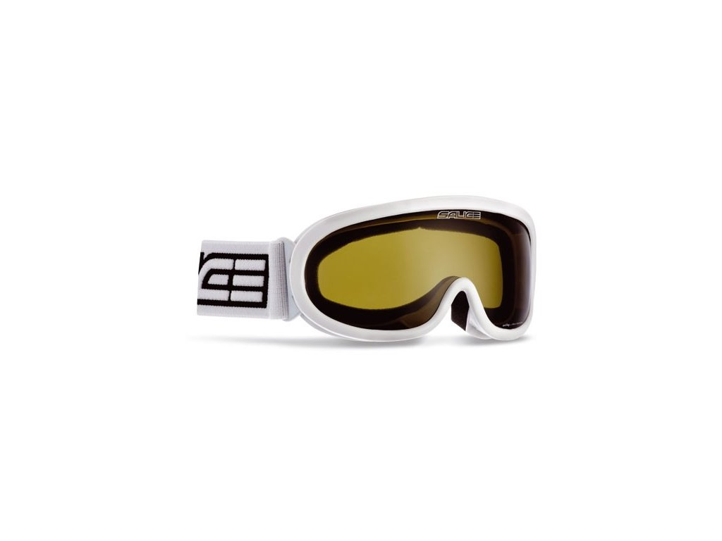 lyž.brýle SALICE 990DA white/goldgreen