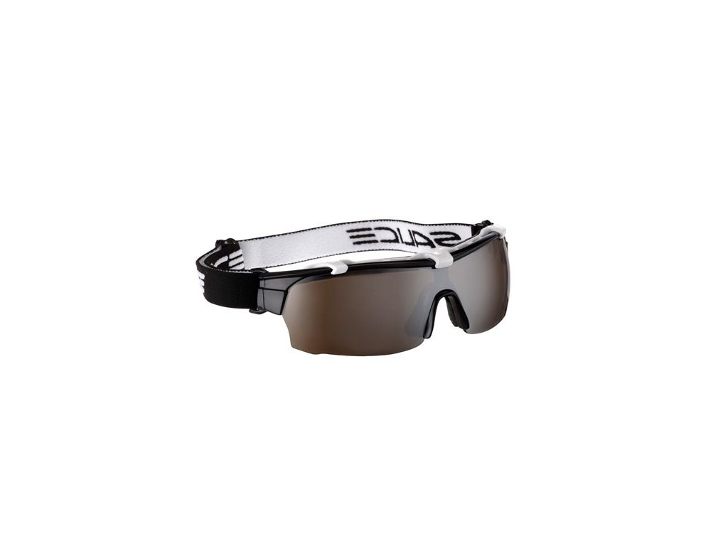 lyž.brýle SALICE 806CRX brown/black/white 2xsklo