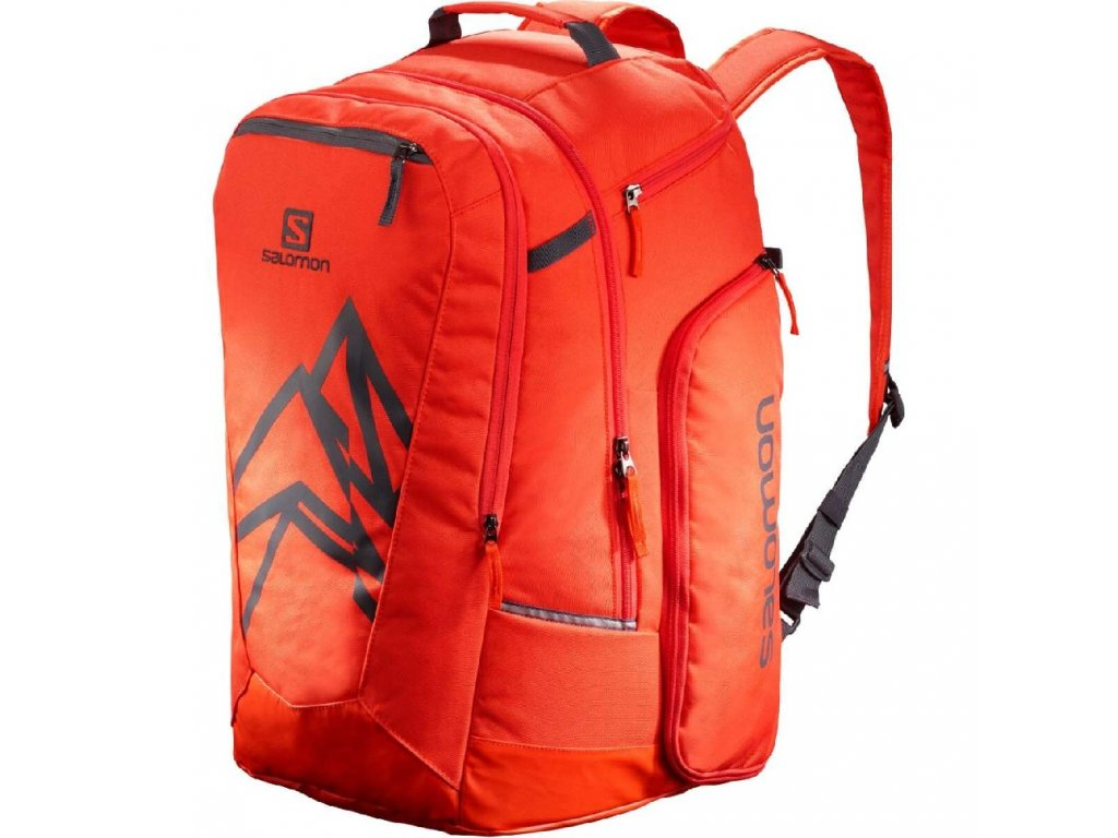 batoh SAL.Extend GO-TO-Snow Gear Bag cherry