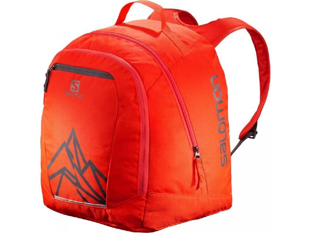 batoh SAL.Original Gear Backpack cherry