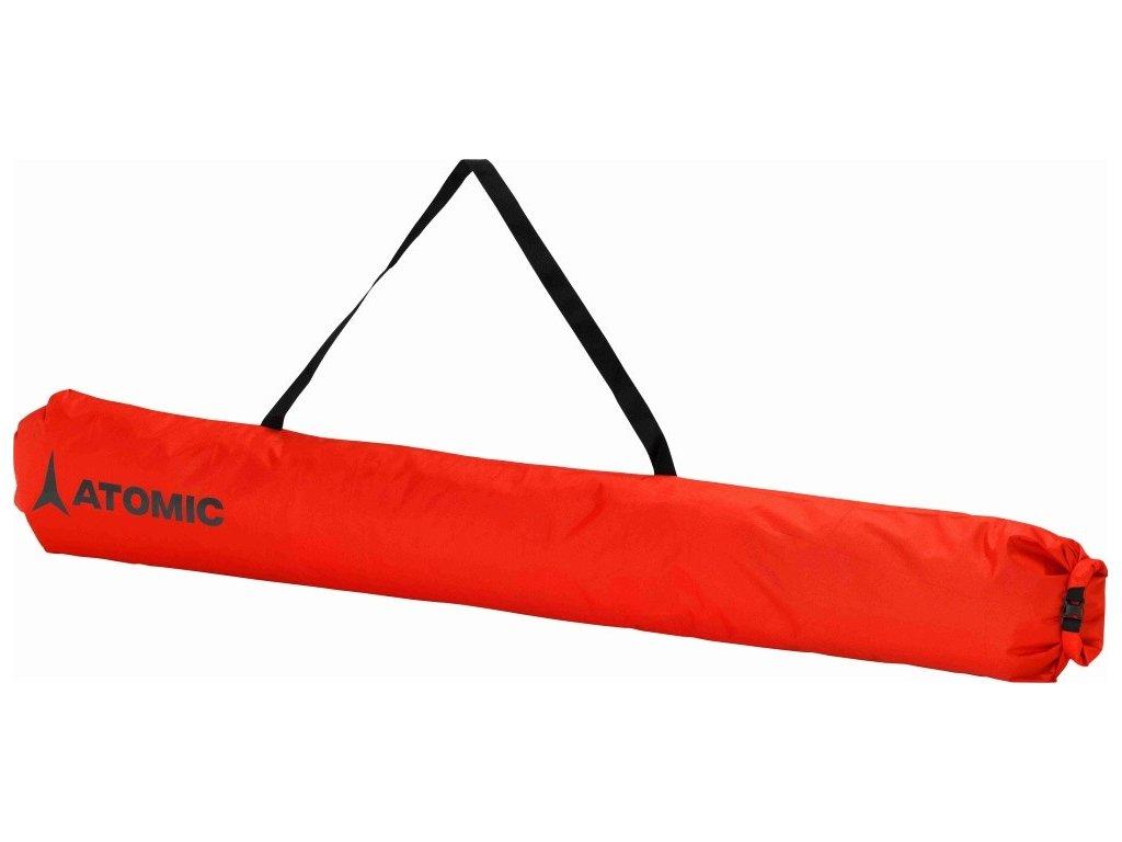 vak ATOMIC 1pár A sleeve red/black 19/20