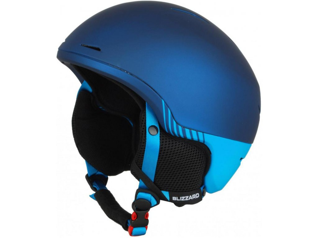 BLIZZARD Speed ski helmet, dark blue matt/bright blue matt