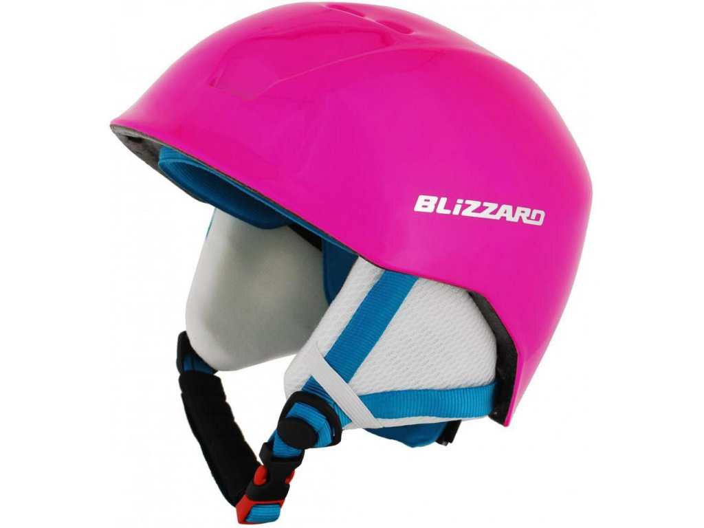BLIZZARD Signal ski helmet junior, pink