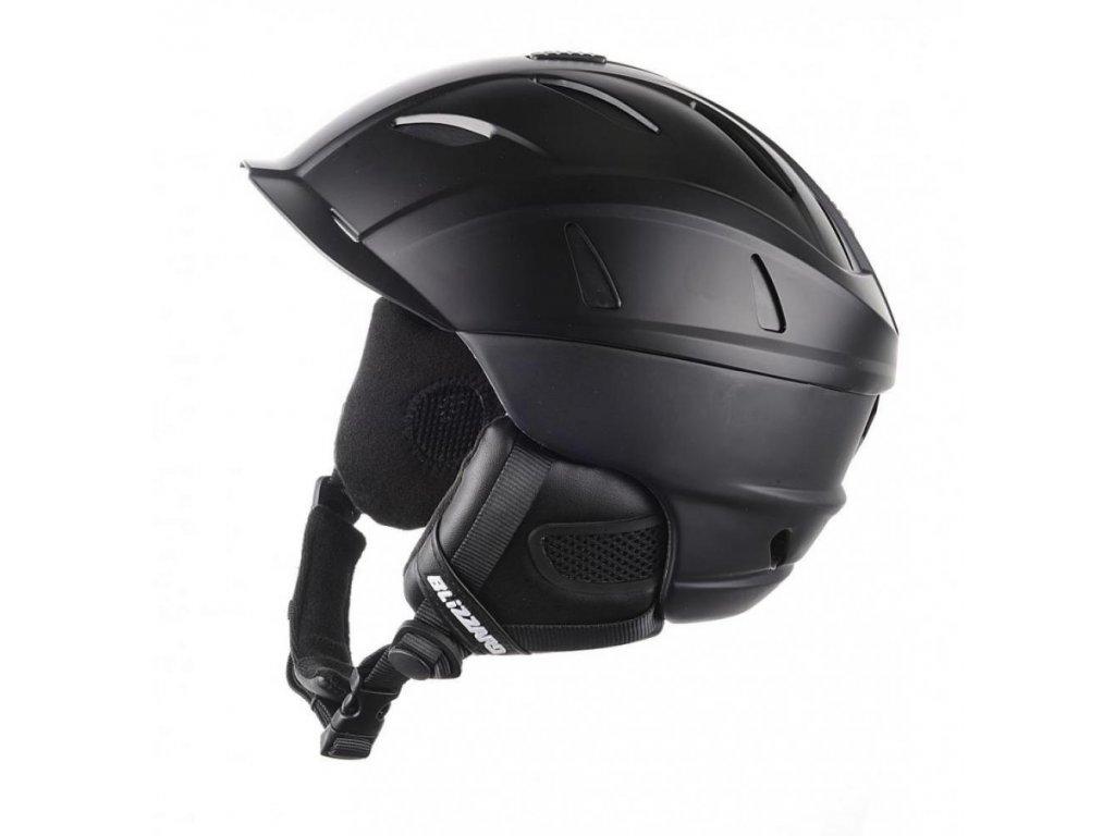 BLIZZARD Power ski helmet, black matt