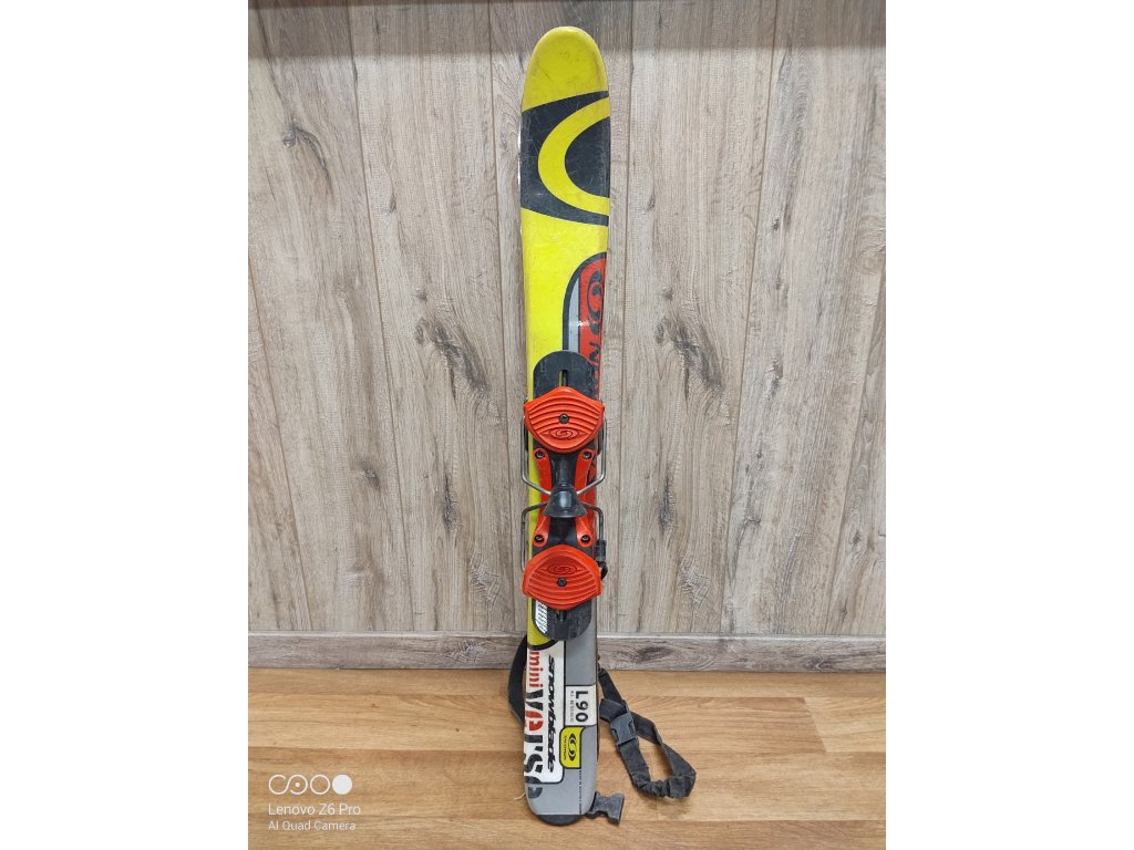 Snowblade Salomon 90