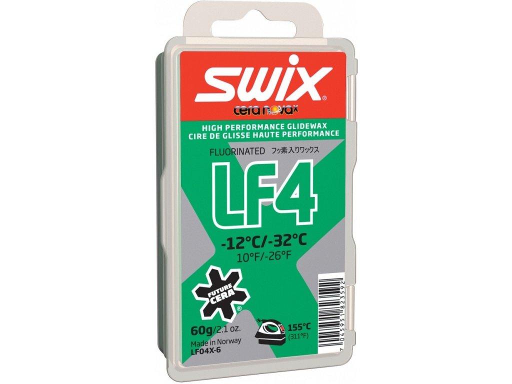 vosk SWIX LF4X 60g -12°/-32°C