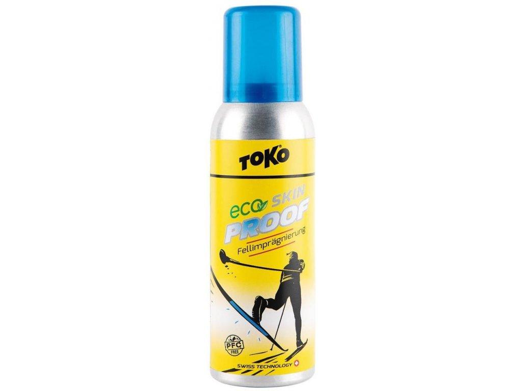 TOKO Eco Skin Proof 100ml, proti namrz.pásů SKIN