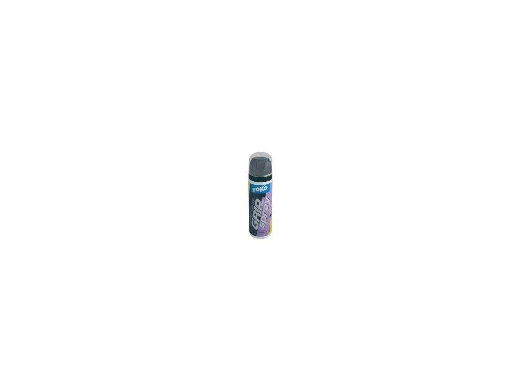 vosk TOKO Carbon Grip Spray viola