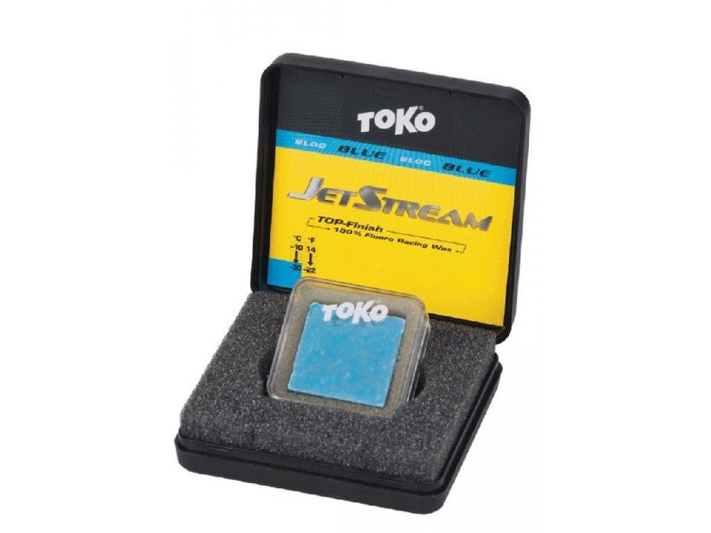 vosk TOKO Jet Stream B 20g blue 100% perfluorcarbo