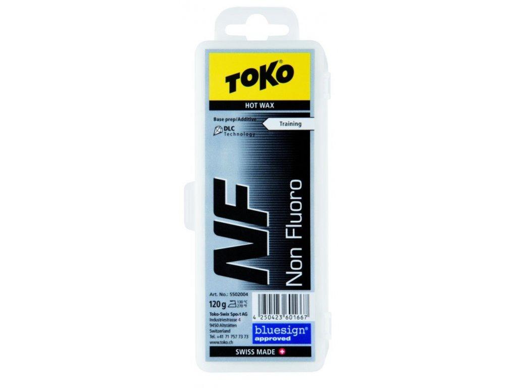 vosk TOKO NF Hot Wax black 120g