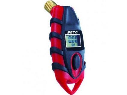 tlakoměr Beto CTG-005PD digitální červený