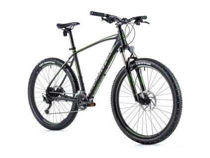 "MTB 27,5"" LF 21 Zero 16"" black matt/green"