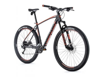 "MTB 29"" LF 21 Zero 22"" black matt/orange"
