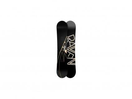 54 snowboard raven element carbon 18 19