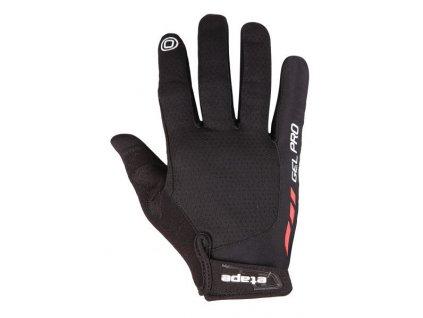 Etape - pánské rukavice SPRING+, černá