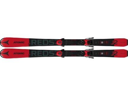 lyže ATOMIC Redster J2+vázání L6 GW 130cm 20/21