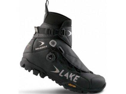 tretry LAKE MXZ303 černé
