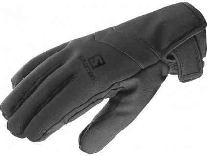 rukavice SAL.RS Warm  black 17/18