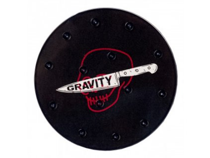 grip gravity bandit mat black